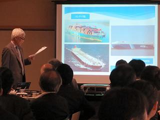 鎌田代表取締役「船のおはなし」