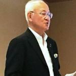 愛媛県情報サービス産業協議会 赤松会長 挨拶