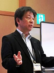 一般社団法人テレコムサービス協会 四国支部 宮内会長 挨拶