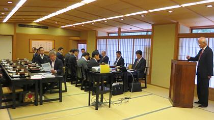 愛媛県情報サービス産業協議会会長 挨拶